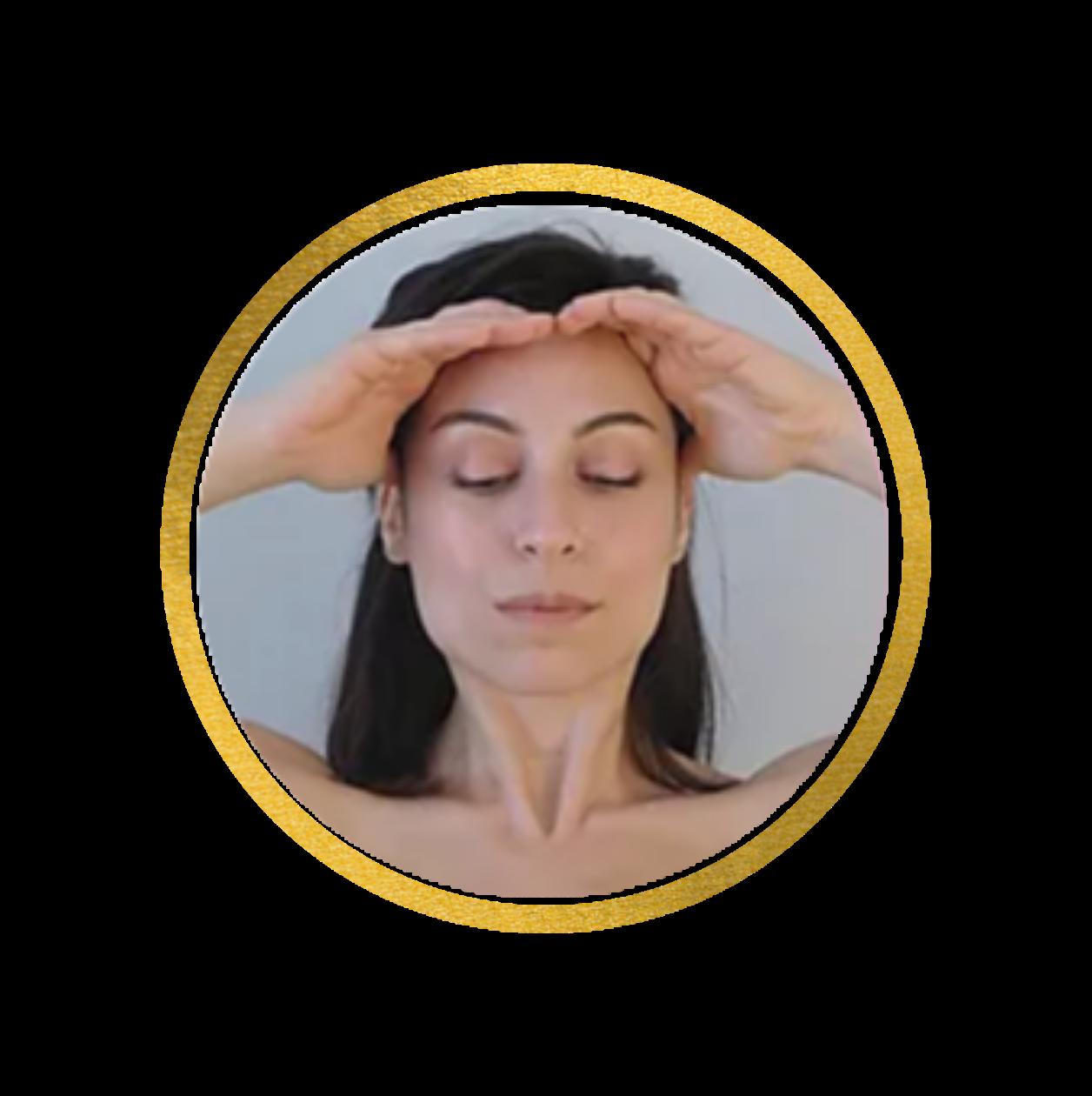 Gym faciale  yoga du visage programme -